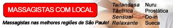 massagistas com local